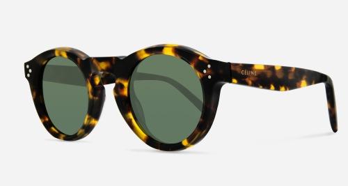 Céline BEVEL ROUND CL 41370/S E88/85 Sunglasses