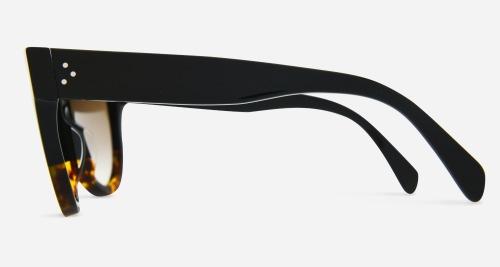 Céline CL 41026/S SHADOW FU5/5I Sunglasses