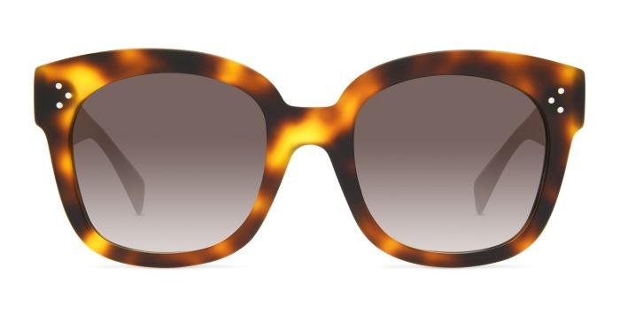 Céline CL 41805/S NEW AUDREY Sunglasses