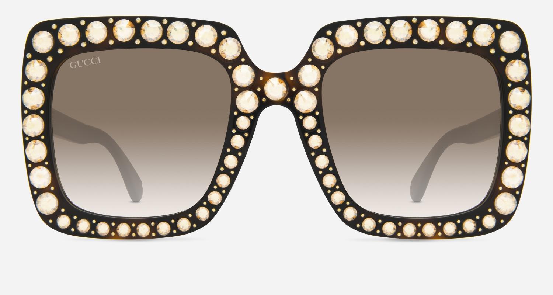 Gucci GG0148S 002 F Sunglasses
