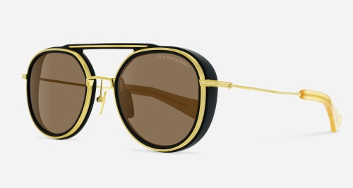 Dita SPACECRAFT A-BLK-GLD Sunglasses