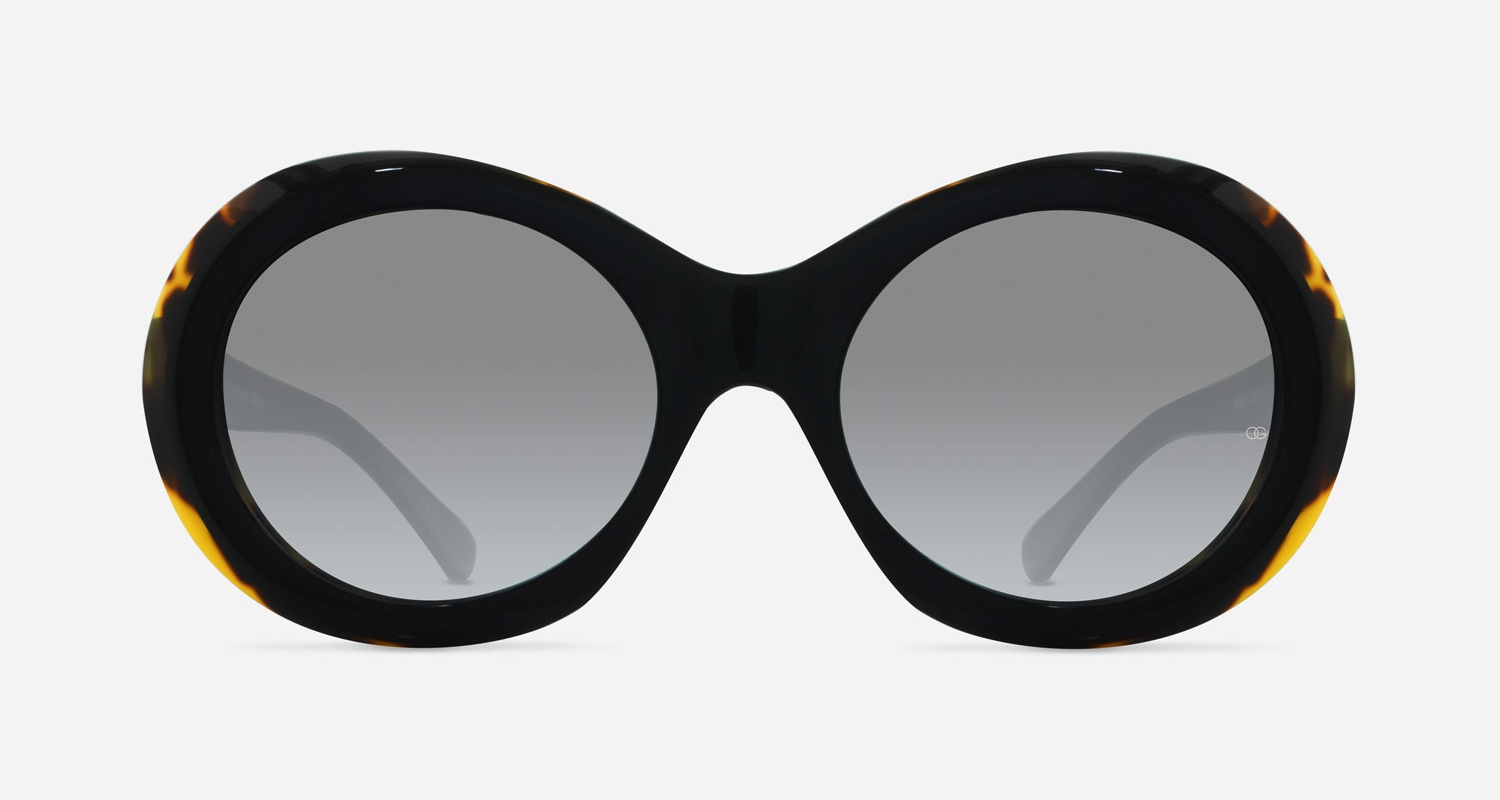 Oliver Goldsmith AUDREY 1963 BLK LPD Sunglasses