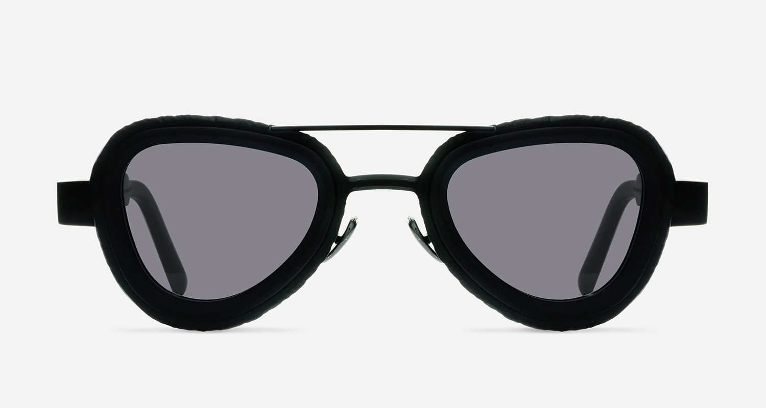 Kuboraum MASK Z5 MATTE BLACK BM A Sunglasses