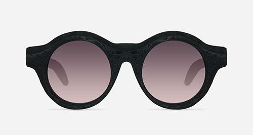 Kuboraum MASK A1 ROUGH BLACK BS MA Sunglasses