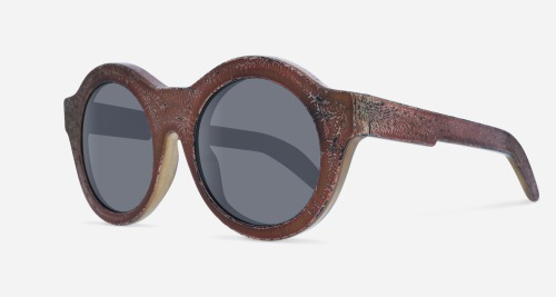 Kuboraum MASK A2 BRONZE PS Sunglasses