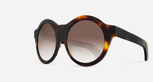 Kuboraum MASK A3 SHINY HAVANA HS B Sunglasses