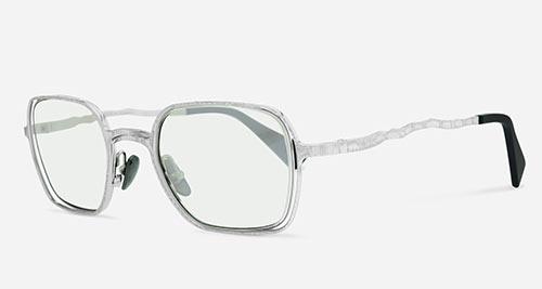 Kuboraum MASK H12 SILVER SI Sunglasses