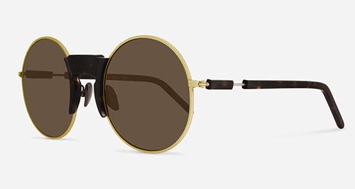 Kuboraum MASK Z2 SHINY TORTOISE TS 02 Sunglasses