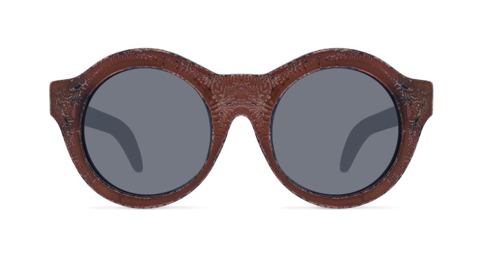 Kuboraum MASK A2 BRONZE Sunglasses
