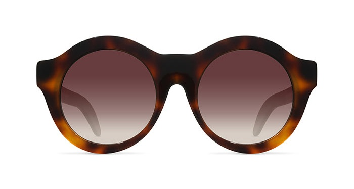 Kuboraum MASK A2 SHINY HAVANA Sunglasses