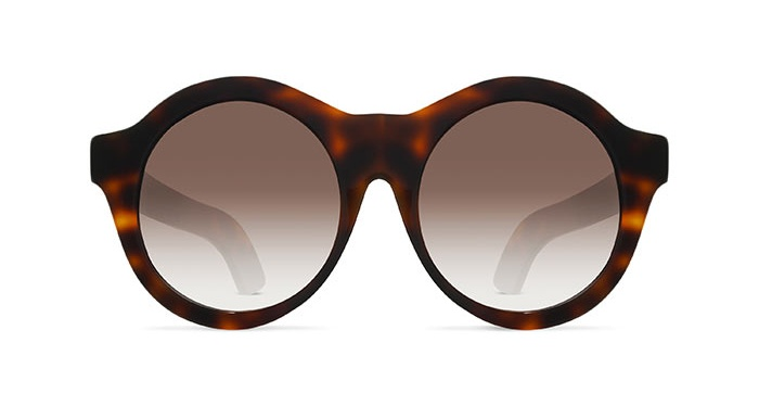 Kuboraum MASK A3 SHINY HAVANA Sunglasses
