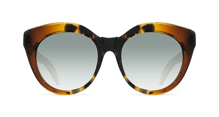 Kuboraum MASK D3 SHINY HAVANA Sunglasses