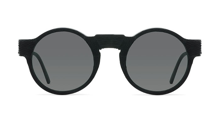 Kuboraum MASK K10 BLACK WOOD Sunglasses