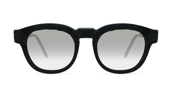 Kuboraum MASK K17 MATTE BLACK WOOD Sunglasses