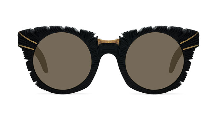 Kuboraum MASK U6 BLACK Sunglasses