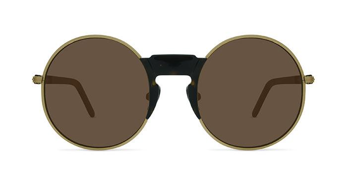 Kuboraum MASK Z2 SHINY TORTOISE Sunglasses