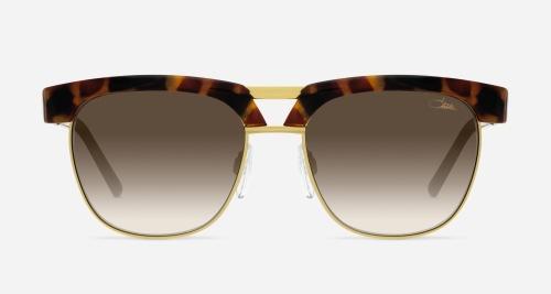 Cazal 9065 HAVANA GOLD 003 F Sunglasses
