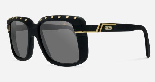 Cazal CAZAL VINTAGE 680-311 MATTE BLACK LIMITED EDITION 011 F Sunglasses