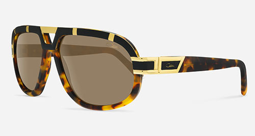Cazal CAZAL VINTAGE 884 HAVANA BROWN 003 D Sunglasses