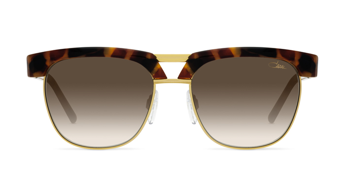 Cazal 9065 HAVANA GOLD Sunglasses