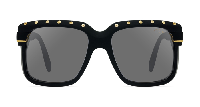 Cazal CAZAL VINTAGE 680-311 MATTE BLACK LIMITED EDITION Sunglasses