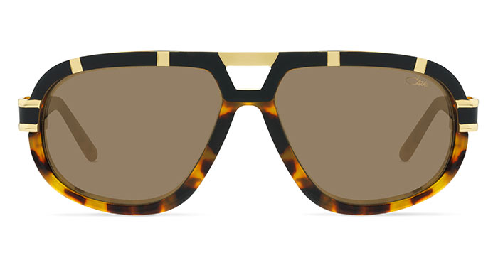 Cazal CAZAL VINTAGE 884 HAVANA BROWN Sunglasses