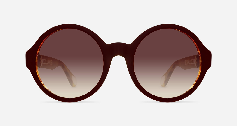 Linda Farrow ANN DEMEULEMEESTER 7 BLACK T-SHELL 925 SILVER C6 E Sunglasses