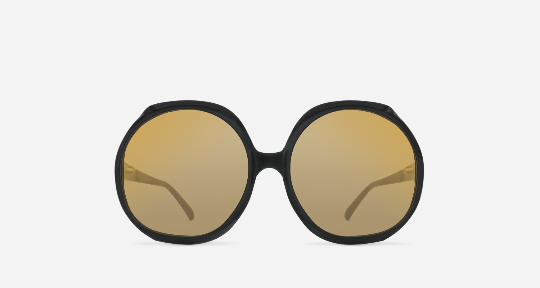 Linda Farrow LINDA FARROW 417 BLACK C2 A Sunglasses