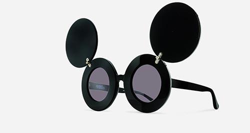 Linda Farrow LINDA FARROW 417 DUSKY ROSE C6 Sunglasses
