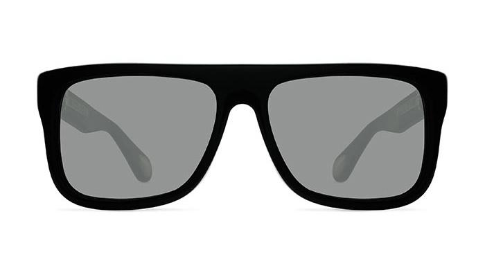 Linda Farrow ANN DEMEULEMEESTER 2 BLACK 925 SILVER Sunglasses