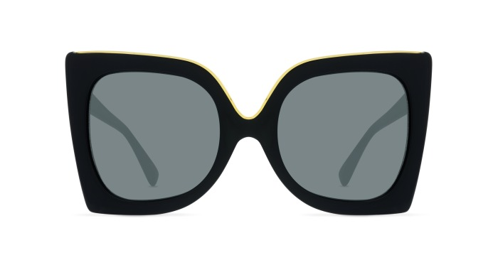 Linda Farrow N°21 S2 BLACK Sunglasses
