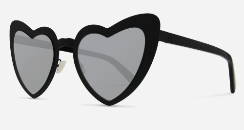 Saint Laurent LOULOU SL 196  003 U Sunglasses